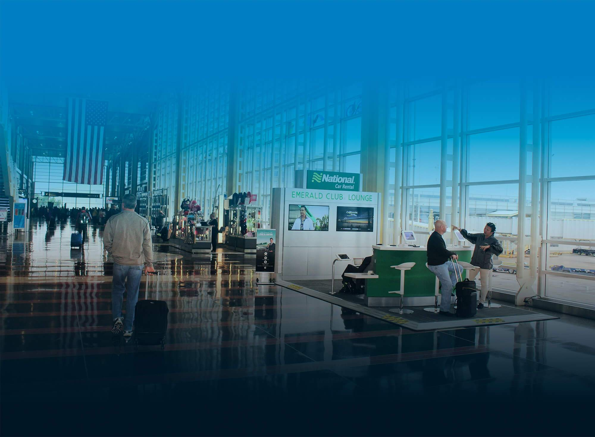 Building an airport experience that empowers and engages travelers