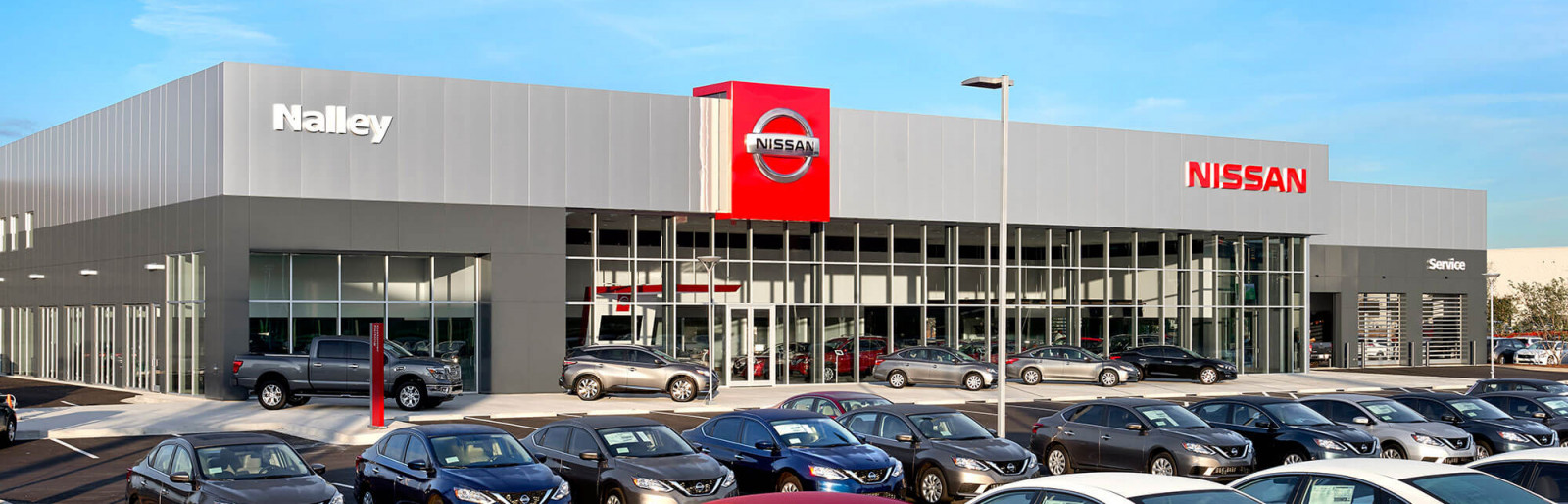 Creating a vibrant new look for Nissan's North American dealerships